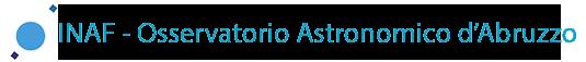 INAF – Osservatorio Astronomico d'Abruzzo